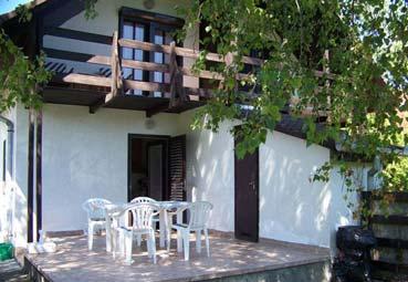 Balatonmáriafürdői nyaraló Nyaraló