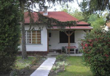 Fonyódligeti Villa Nyaraló