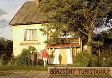 Börzsöny turistaház Turistaház