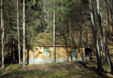 Peskő-ház Kulcsosház