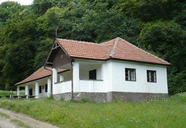 Samassa-ház Kulcsosház