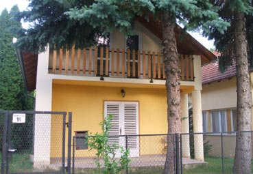 Igali ház Kulcsosház
