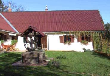 Felsőszölnöki kisház Kulcsosház