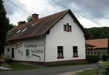 Tücsöktanya Vendégház falusi vendégház