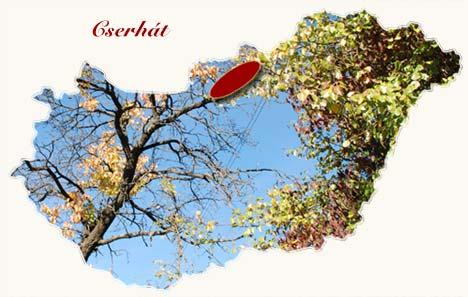 Cserhát szállás, Cserhát vendégház, szállások és olcsó szállás a Cserhátban.