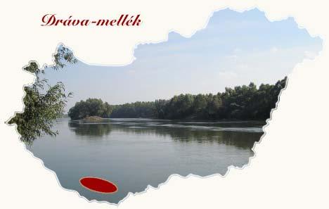 Dráva-mellék, Kisalföld, Alföld szállások, falusi turizmus, olcsó falusi szállás, vendéház